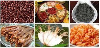 Chuyển phát nhanh thực phẩm đi quốc tế