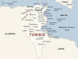 Gửi hàng đi Tunisia