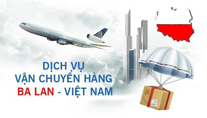 Mua hộ - Vận chuyển - Chuyển tiền 2 chiều Việt Nam & Ba Lan